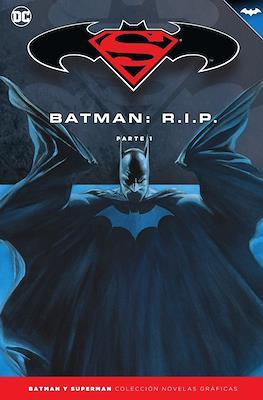 Batman y Superman. Colección Novelas Gráficas (Cartoné) #36