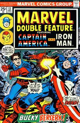Marvel Double Feature Vol 1 #13