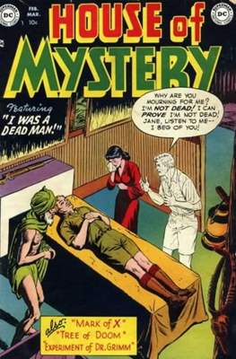The House of Mystery #2