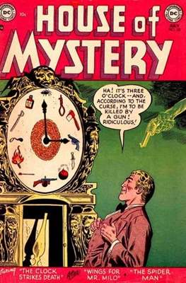 The House of Mystery (Comic Book) #28