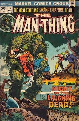 The Man-Thing Vol. 1 (1974-1975) (Comic Book) #5