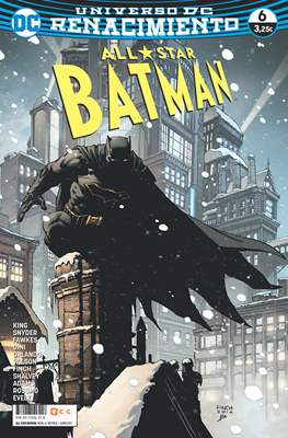 All-Star Batman. Renacimiento #6