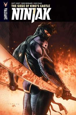 Ninjak (2015) (Softcover) #4