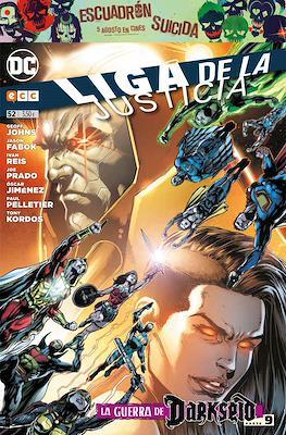 Liga de la Justicia. Nuevo Universo DC / Renacimiento (Grapa) #52