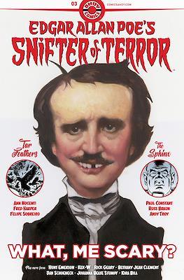 Edgar Allan Poe's Snifter of Terror #3