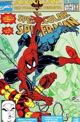 The Spectacular Spider-Man Vol 1 Annuals (Comic Book) #11