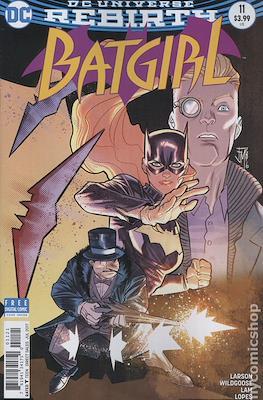Batgirl Vol. 5 (2016- Variant Cover) #11