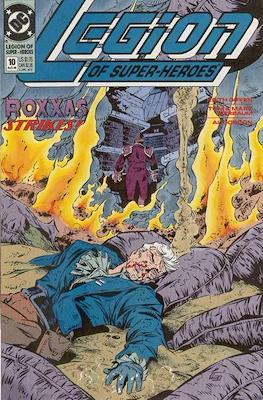 Legion of Super-Heroes Vol. 4 (1989-2000) #10