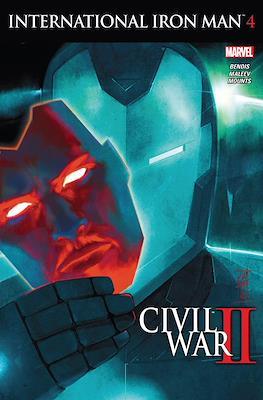 International Iron Man (Comic Book) #4