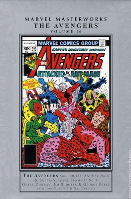 Marvel Masterworks The Avengers (Hardcover) #16