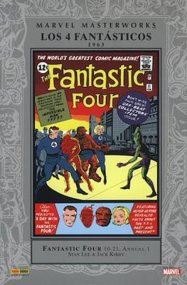 Los 4 Fantásticos. Marvel Masterworks (Cartoné 224-320 pp) #2