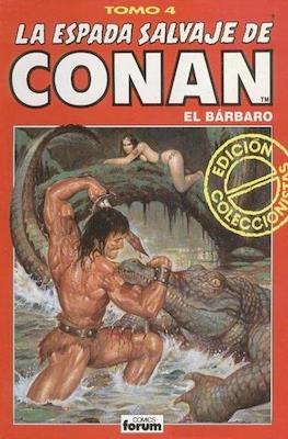 La Espada Salvaje de Conan el Bárbaro. Edición coleccionistas (Rojo) (Cartoné 192 pp) #4
