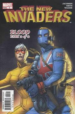 New Invaders (2004-2005) (Grapa) #5