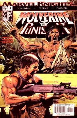 Marvel Knights: Wolverine & Punisher (Comic Book) #5