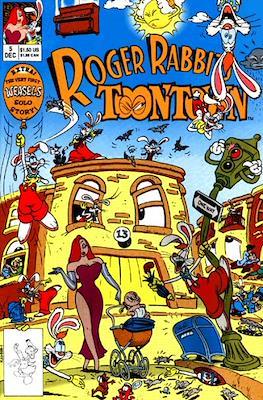 Roger Rabbit's Toontown #5