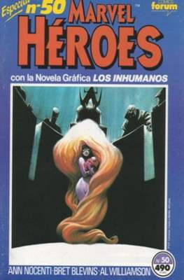 Marvel Héroes (1986-1993) (Grapa 32 pp) #50
