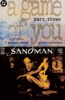 The Sandman (1989-1996) (Comic Book) #34