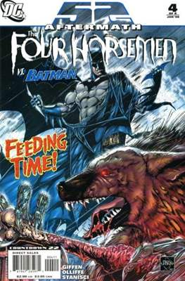 52 Aftermath: The Four Horsemen (2007-2008) (Comic Book) #4