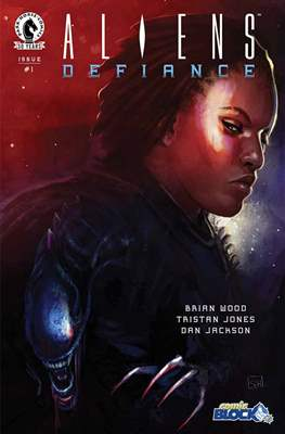 Aliens Defiance (Comic Book) #1