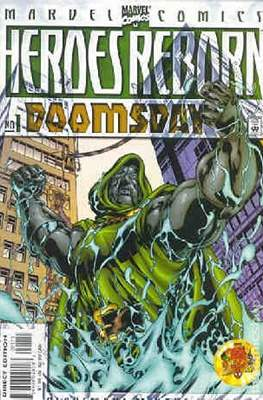 Heroes Reborn (Grapa) #2