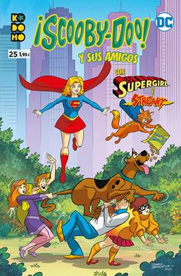 ¡Scooby-Doo! y sus amigos (Grapa 24 pp) #25