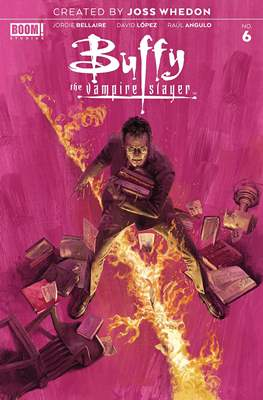 Buffy The Vampire Slayer (2019-) (Comic Book 32 pp) #6