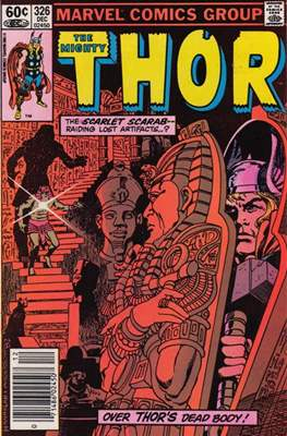 Journey into Mystery / Thor Vol 1 (Comic Book) #326