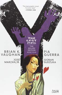 Y: The Last Man - The Deluxe Edition (Hardcover) #4