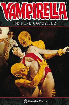 Vampirella de Pepe González (Cartoné, 304-312-264 pp) #2