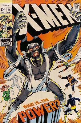 The Uncanny X-Men (1963-2011) (Comic-Book) #56