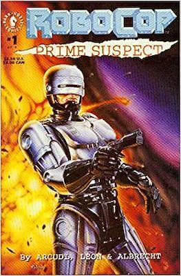 Robocop - Prime Suspect (Grapa) #1