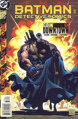 Detective Comics Vol. 1 (1937-2011; 2016-) (Comic Book) #738