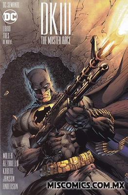 Dark Knight III: The Master Race (Portadas variantes) #3.2