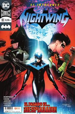 Nightwing. Renacimiento #10