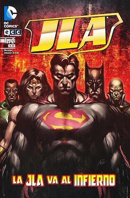JLA: La JLA va al Infierno (Grapa) #1