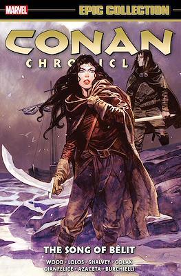 Conan Chronicles Epic Collection #6