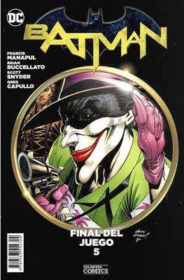 Batman. Final del Juego #5