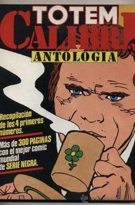 Antología Totem calibre 38 #1