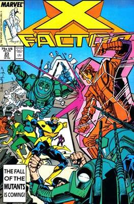 X-Factor Vol. 1 (1986-1998) (Comic Book) #23