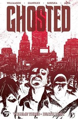 Ghosted (Softcover 144 pp) #3