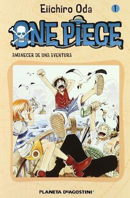 One Piece (Rústica con sobrecubierta) #1