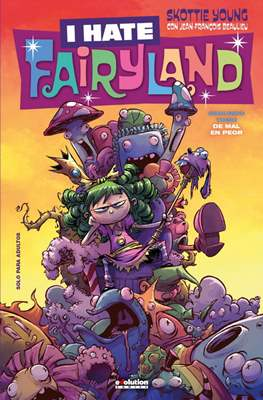 I Hate Fairyland (Cartoné 160-144 pp) #2