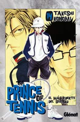 The Prince of Tennis (Rústica con sobrecubierta) #14