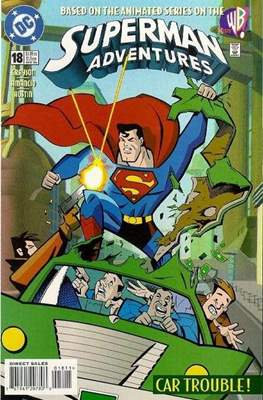 Superman Adventures (Comic Book) #18
