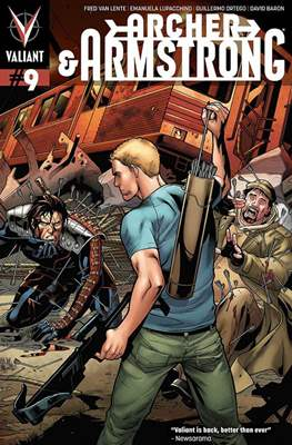 Archer & Armstrong (Comic Book) #9