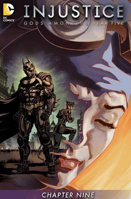 Injustice: Gods Among Us: Year Five (Comic-book) #9
