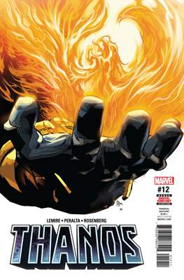 Thanos (Comic-book) #12