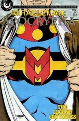 Miracleman Apocrypha (Comic Book) #2