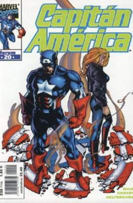 Capitán América Vol. 4 (1998-2000) (Grapa 28 pp) #20