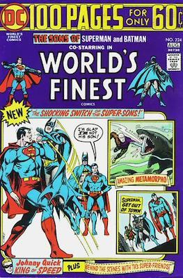 World's Finest Comics (1941-1986) (Comic Book) #224